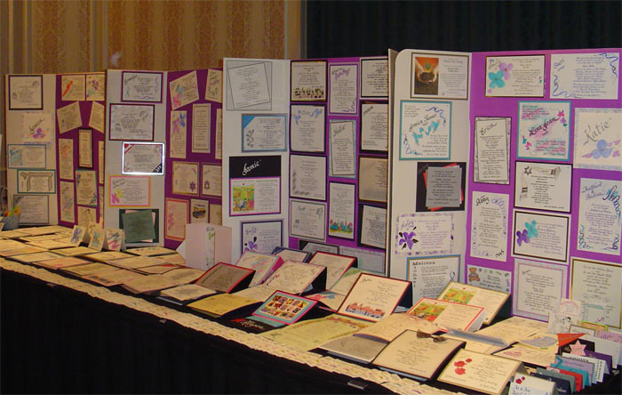 Karen s custom invitations and calligraphy